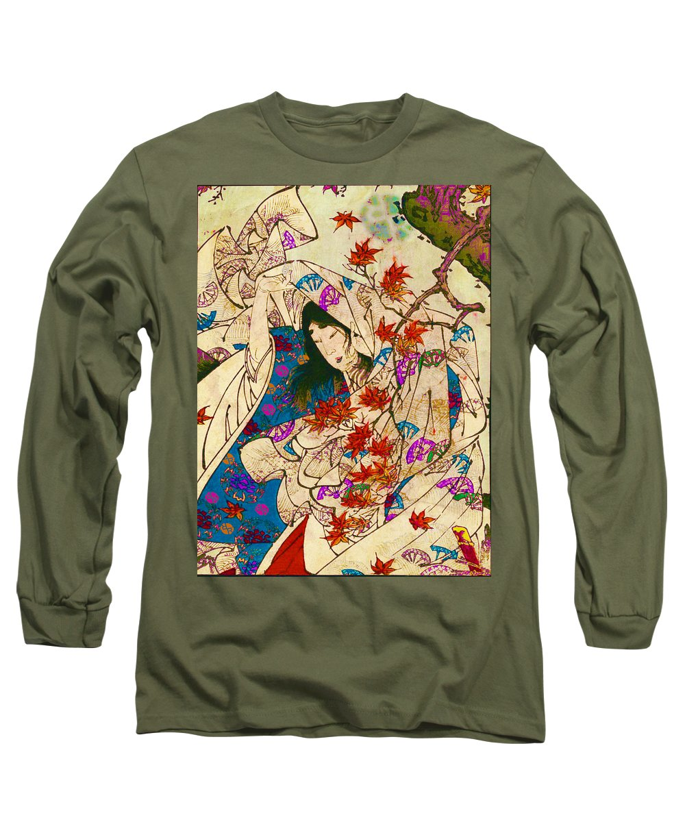 Asian Wind - Long Sleeve T-Shirt