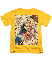 Asian Wind - Kids T-Shirt