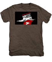 Rise Bleed For Art - Men's Premium T-Shirt
