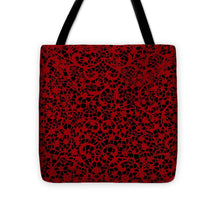 Blood Lace - Tote Bag