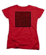 Blood Lace - Women's T-Shirt (Standard Fit)
