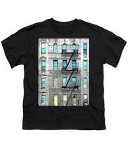 Blue Neighbors - Youth T-Shirt