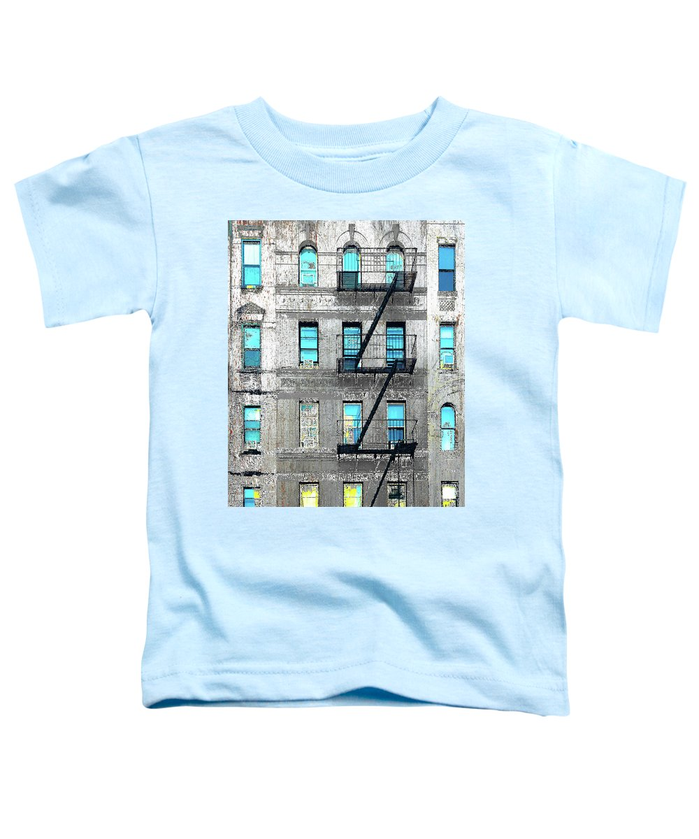Blue Neighbors - Toddler T-Shirt