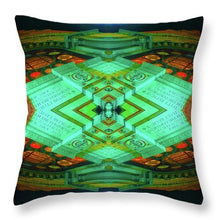Broadway And 79th - Throw Pillow