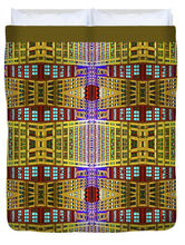 Broadway And Astor - Duvet Cover