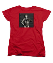 C-3po Mug Shot - Women's T-Shirt (Standard Fit)