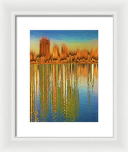 Canyon - Framed Print
