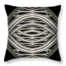Central Park At Night - Throw Pillow