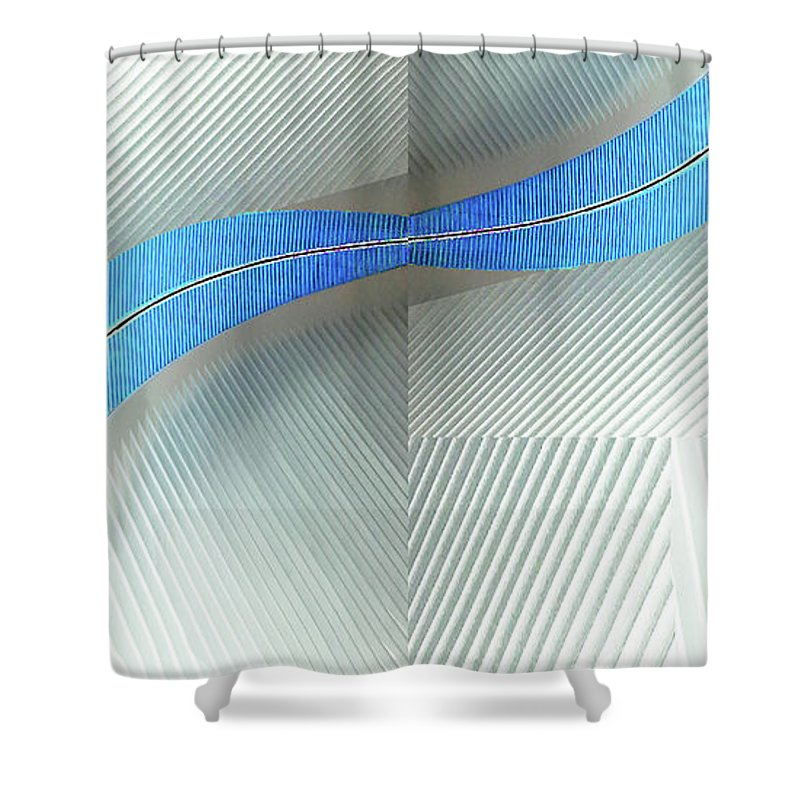Chambers Street - Shower Curtain