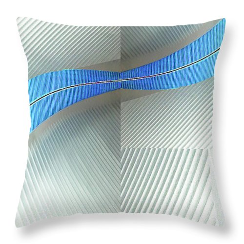 Chambers Street - Throw Pillow