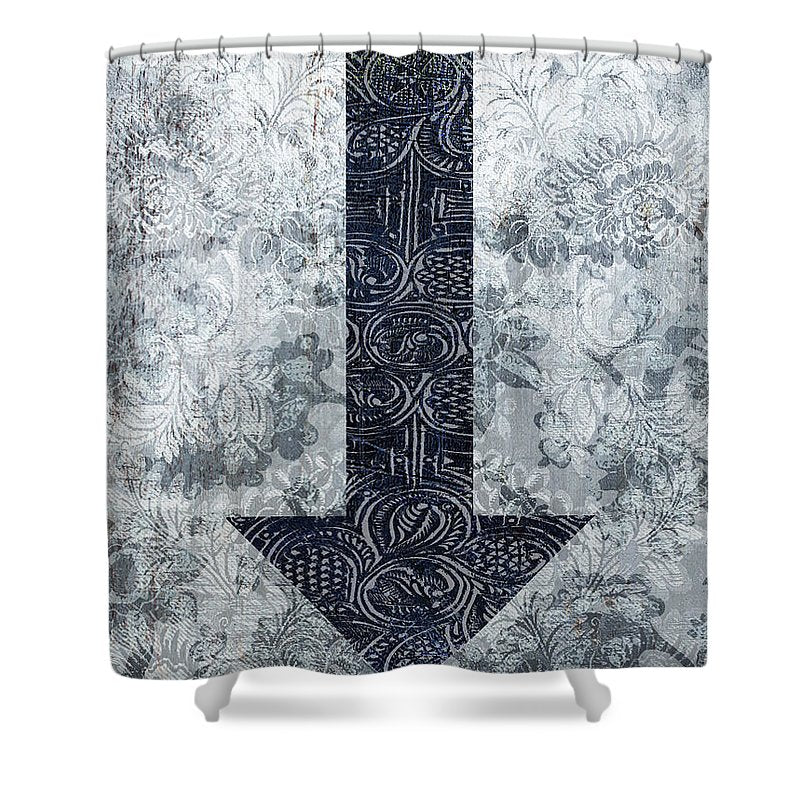 Closely 3 - Shower Curtain