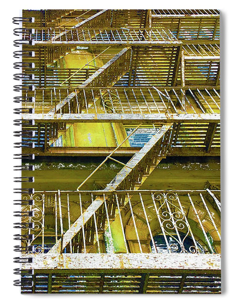 Come On Up And See Me - Spiral Notebook