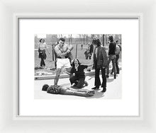 Conscientious Objector - Framed Print