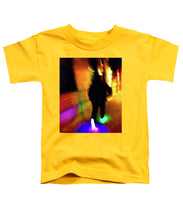 Crazy Feet - Toddler T-Shirt