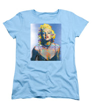 Digital Marilyn Monroe  - Women's T-Shirt (Standard Fit)