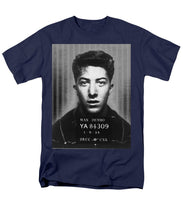 Dustin Hoffman Mug Shot For Film Vertical - Men's T-Shirt  (Regular Fit)