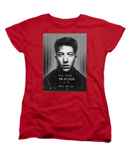 Dustin Hoffman Mug Shot For Film Vertical - Women's T-Shirt (Standard Fit)