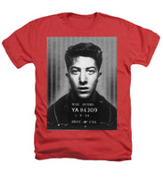 Dustin Hoffman Mug Shot For Film Vertical - Heathers T-Shirt