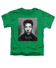 Dustin Hoffman Mug Shot For Film Vertical - Toddler T-Shirt