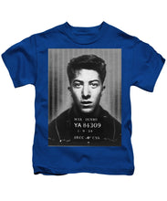 Dustin Hoffman Mug Shot For Film Vertical - Kids T-Shirt