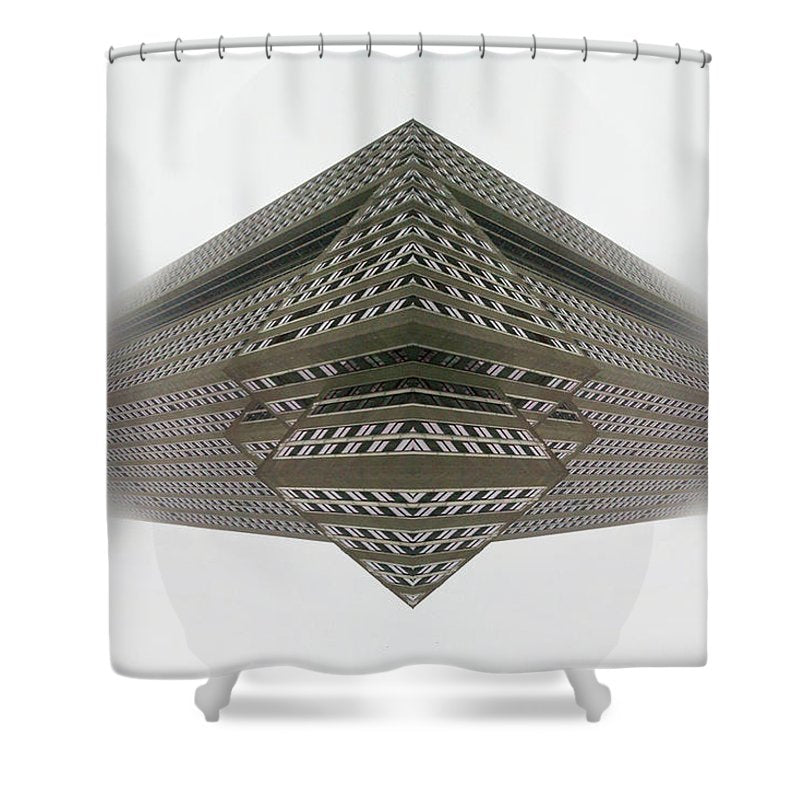 Empire State - Shower Curtain