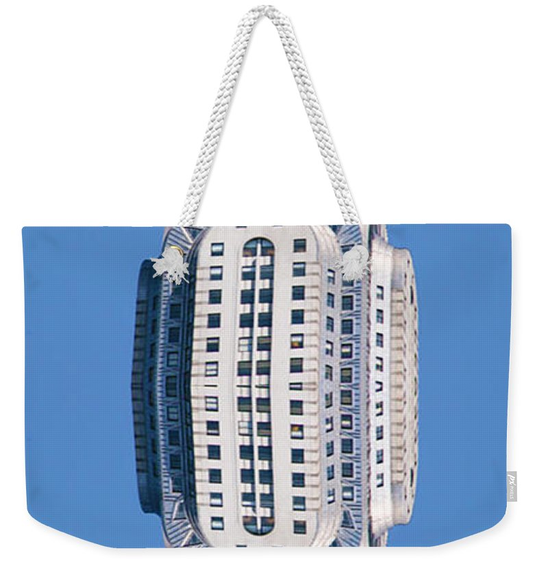 Float - Weekender Tote Bag