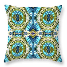 Four - Throw Pillow