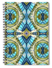 Four - Spiral Notebook