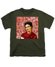Frida Kahlo 2 - Youth T-Shirt