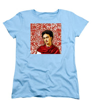 Frida Kahlo 2 - Women's T-Shirt (Standard Fit)