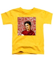 Frida Kahlo 2 - Toddler T-Shirt