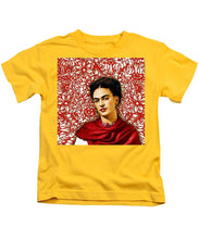 Frida Kahlo 2 - Kids T-Shirt