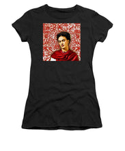Frida Kahlo 2 - Women's T-Shirt (Athletic Fit)