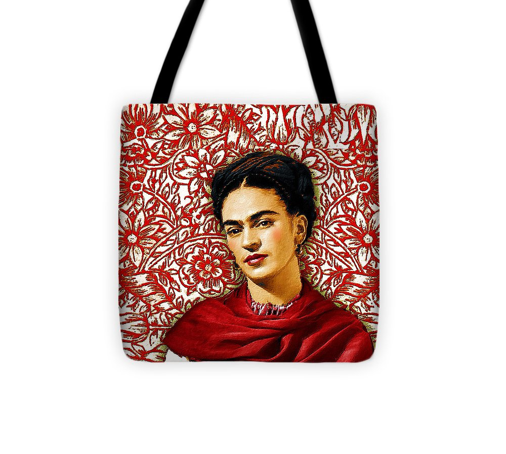 Frida Kahlo 2 - Tote Bag