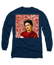 Frida Kahlo 2 - Long Sleeve T-Shirt