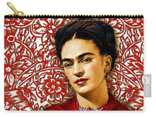 Frida Kahlo 2 - Carry-All Pouch