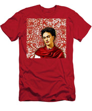 Frida Kahlo 2 - Men's T-Shirt (Athletic Fit)