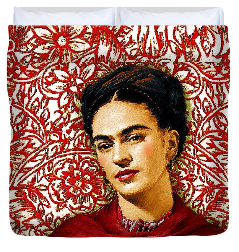 Frida Kahlo 2 - Duvet Cover