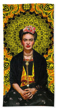 Frida Kahlo 3 - Bath Towel