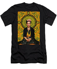 Frida Kahlo 3 - Men's T-Shirt (Athletic Fit)