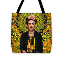 Frida Kahlo 3 - Tote Bag