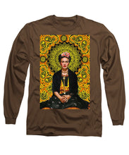 Frida Kahlo 3 - Long Sleeve T-Shirt