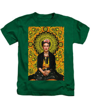 Frida Kahlo 3 - Kids T-Shirt
