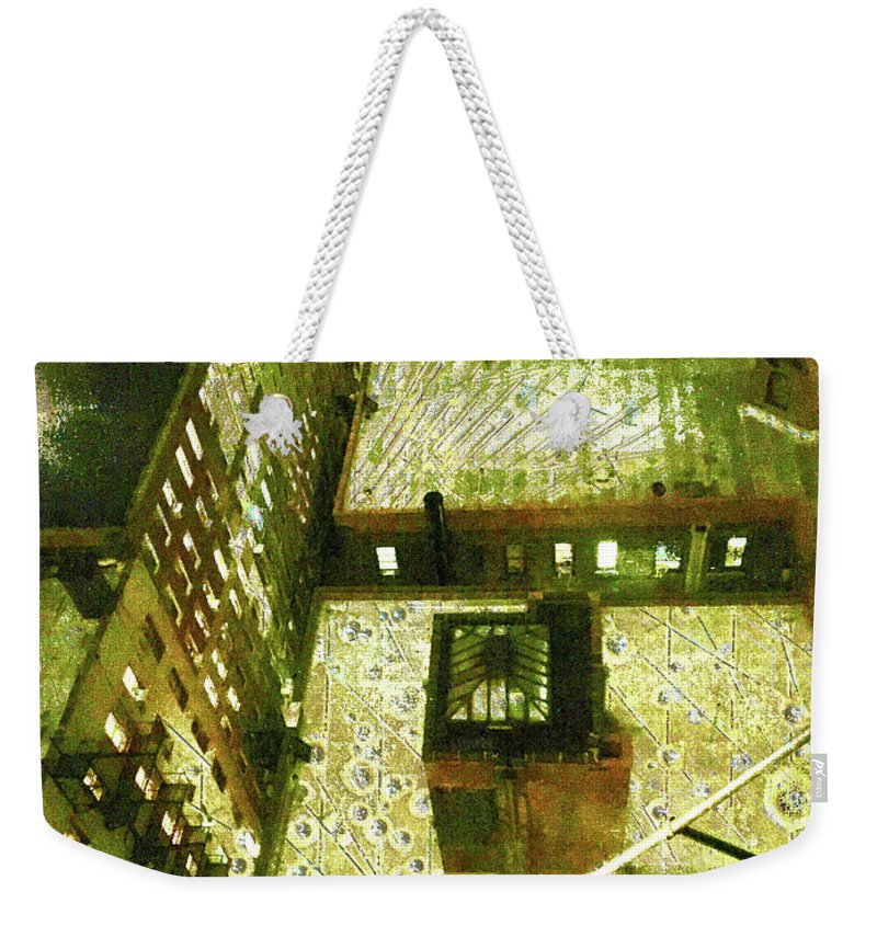 From Above - Weekender Tote Bag
