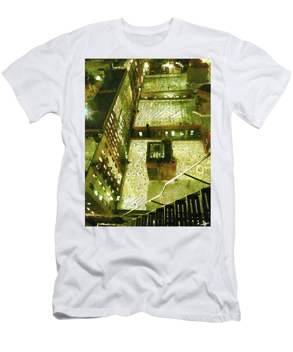 From Above - Men's T-Shirt (Athletic Fit)
