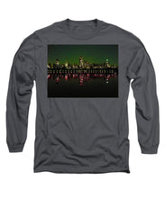 Full Dark - Long Sleeve T-Shirt