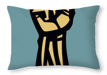 Future Is Female Empower Women Fist - Throw Pillow