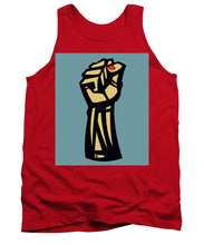Future Is Female Empower Women Fist - Tank Top