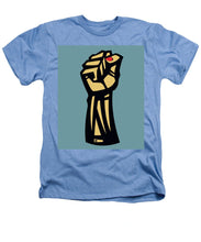 Future Is Female Empower Women Fist - Heathers T-Shirt