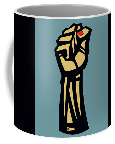 Future Is Female Empower Women Fist - Mug